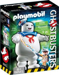 Playmobil Ghostbusters 9221 Stay Puft Marshmallow Man für 9,04€(PRIME ) statt PVG Idealo 18,83€ @amazon