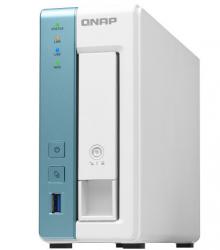 QNAP Systems TS-131K 1-Bay NAS Stystem für 134,90 € (165,90 € Idealo) @Notebooksbilliger