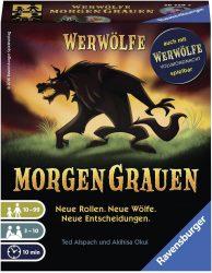 Ravensburger Kartenspiele 26729 – Werwölfe – MorgenGrauen für 6,49€(PRIME) statt PVG Idealo 11,29€@amazon