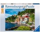 Ravensburger Puzzle 14756 – Comer See, Italien – 500 Teile  für 5,99€ statt PVG laut Idealo 10,90€ @amazon