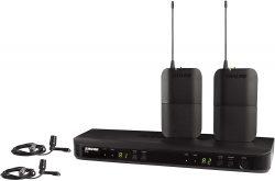 Shure BLX188E/CVL-S8 Funksystem mit Taschensender und CVL Lavaliermikrofon für 124,16€ statt PVG laut Idealo 429,00€ @amazon