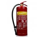 Smartwares SB6 6 Liter Schaum Feuerlöscher für 38,90 € (48,90 € Idealo) @iBOOD