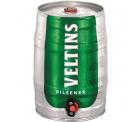 Amazon: 5 Liter Partyfass VELTINS Pilsener, Pfandfrei für nur 7,19...