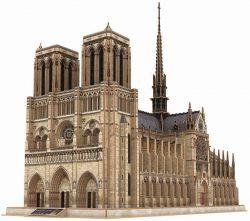 Amazon: Revell 3D Puzzle 190 Kathedrale Notre-Dame de Paris für nur 35 Euro statt 45,94 Euro bei Idealo