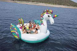 Bestway 43228 aufblasbare Riesen Einhorn-Schwimminsel für 111,64€ statt PVG laut Idealo 192,94€ @amazon