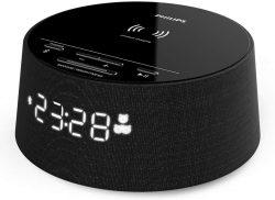 Ebay: Philips TAPR702/12 Digitaler Wecker mit Bluetooth und integriertes Qi-Ladegerät für nur 19,99 Euro statt 49,99 Euro bei Idealo