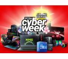Hardware und Technik Top Deals in der Cyber Week bei Alternate u.a. mit Hisense 55AE7200F 55 Zoll UltraHD/4K Smart TV für 409 € (459 € Idealo)