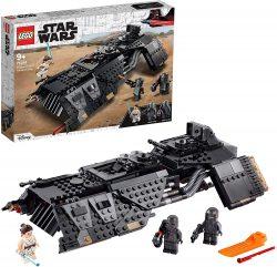 LEGO 75284 Star Wars Transportraumschiff der Ritter von Ren für 40,49€ statt PVG laut Idealo  52,98€ @amazon