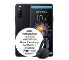 Sony Xperia 10 III 5G + Sony NC Kopfhörer für 149€ + Vodafone Allnet-Flat mit 7GB LTE für 14,99€ mtl. @logitel.de