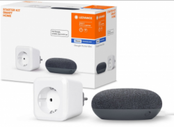 Voelkner: Ledvance Starter-Set mit Google Home Mini Speaker und Smart+ Plug Steckdose für nur 29,99 Euro statt 55 Euro bei Idealo