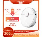 Dreame D9 Saugroboter Staubsauger Wischroboter Multi-Map 3000Pa für 206,09€ statt Preisvergleich laut Idealo 220,99 € @ebay