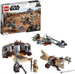LEGO 75299 Star Wars: The Mandalorian Ärger auf Tatooine Bauset für 21,52€ (PRIME) statt PVG laut Idealo 23,99€ @amazon