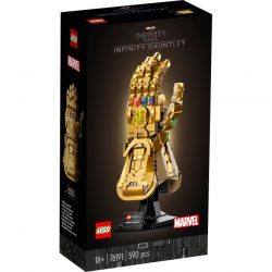 LEGO® Marvel 76191 – Infinity Handschuh für 49,99€ statt PVG  laut Idealo 58,47€ @rofu