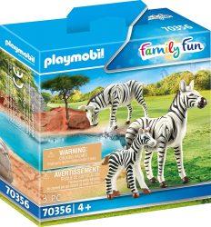 PLAYMOBIL 70356 2 Zebras mit Baby, ab 4 Jahren für 4,50€ (PRIME) statt PVG laut Idealo 7,89€ @amazon