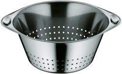 WMF Gourmet Sieb Edelstahl 24 cm, Seiher mit großen Löchern für 24,94€ (PRIME) statt PVG laut Idealo 33,08€ @amazon
