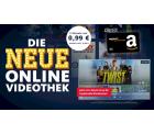 3 Monate Freenet Video + 5 € Amazon Gutschein für 0,99 € statt 19,97 € @mobilcom-debitel