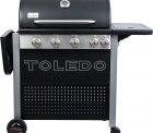 Activa Toledo 500 Gasgrillwagen 4 Brenner + 1 Seitenbrenner für 179,99 € (256,49 € Idealo) @Amazon