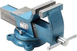 Amazon: BGS 59110 Stahl-Schraubstock geschmiedet 100 mm Backen für nur 52,19 Euro statt 73,12 Euro bei Idealo