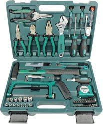 Amazon: Brüder Mannesmann M29074 Werkzeugsatz 74-teilig für nur 40,49 Euro statt 52,42 Euro bei Idealo