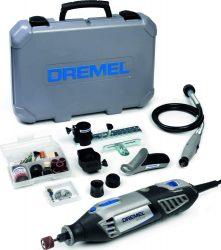 Dremel Platin Edition 4000 Multifunktionswerkzeug mit 4 Vorsatzgeräten und 65 Zubehörteile für 91,99 € (110,88  € Idealo) @Amazon