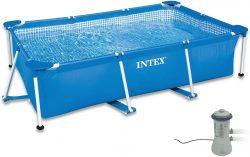 Intex Frame Pool Family 300 x 200 x 75 cm mit Kartuschenfiler für 179,99 € (229,99 € Idealo) @eBay