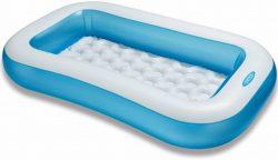 Intex Rectangular Pool – Kinder Aufstellpool – Planschbecken – 166 x 100 cm x 25 cm für 7,99€(PRIME) statt PVG Idealo 11,94€ @amazon