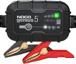 NOCO GENIUS5EU 5A 6V und 12V Batterieladegerät Vollautomatische Intelligent für 55,17 € (68,97 € Idealo) @Amazon