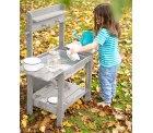 roba Matschküche Midi, Kinder-Outdoor-Gartenküche für 49€ statt PVG laut Idealo 59,99€ @amazon