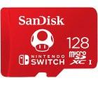 SanDisk microSDXC UHS-I Speicherkarte für Nintendo Switch 128 GB für 17,99€ (PRIME) statt PVG  laut Idealo 23,99€ @amazon & @saturn