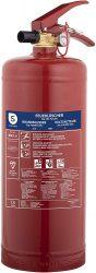 Smartwares FEX-15030 Feuerlöscher 3 kg/Pulverlöscher für 22,99 € (42,90 € Idealo) @Amazon