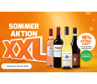 Weinvorteil: 15% Extrarabatt auf bereits reduzierten Wein mit Gutschein ohne MBW