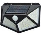 Amazon: Flytise 100 LED Solarleuchte mit Bewegungsmelder mit Gutschein für nur 10,99 Euro statt 21,98 Euro