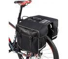 Amazon: UBORSE Doppelte Fahrrad Gepäckträgertaschen 30L mit Gutschein für nur 21,59 Euro statt 35,99 Euro