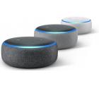 Amazon und Notebooksbilliger: Amazon Echo Dot 3. Generation Smart-Speaker mit Alexa für nur 24,99 Euro statt 41 Euro bei Idealo