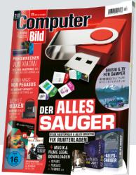 Kiosk News: Computer Bild mit DVD Halbjahresabos mit 13 Ausgaben durch 70 Euro BestChoice Gutschein für effektiv nur 9,95 Euro