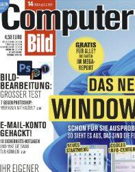 Kioskpresse: 3 Monate Computer Bild mit DVD mit 6 Ausgaben für 0 Euro !!!