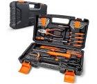 Amazon: 56 teiliges Werkzeug Set für den Hausgebrauch mit Gutschein für nur 13,99 Euro statt 23,29 Euro