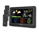 Amazon: BALDR Funk  Wetterstation mit 3 Sensoren für Innen und Außen für nur 28,59 Euro statt 56,99 Euro