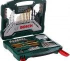 Amazon: Bosch 70tlg. X-Line Titanium-Bohrer und Schrauber Set für nur 20,99 Euro statt 24,97 Euro bei Idealo