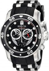 Amazon: Invicta Pro Diver 6977 Herren Chronograph für nur 109,70 Euro statt 147,34 Euro bei Idealo