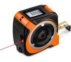 Amazon: NIYEYE 3-in-1 Massband mit 5 Meter Rollmaß und 40 Meter Laser Entfernungsmesser mit Gutschein für nur 22,99 Euro statt 35,99 Euro