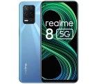 Amazon  – Realme 8 5G Smartphone 6,5 Zoll, 48 MP Nachtlandschaft-Kamera, Dual Sim, NFC, 4+64GB, Android 10.0 für 149€ (204,39€ PVG)