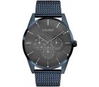 Amazon: s.Oliver Herren Multi Zifferblatt Quarz Armbanduhr mit Edelstahlarmband SO-3573-MM für nur 40,04 Euro statt 69,25 Euro bei Idealo