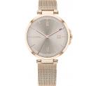 Amazon: Tommy Hilfiger 1782208 Damen Analog Quarz Armbanduhr mit Edelstahlarmband für nur 87,90 Euro statt 113,74 Euro bei Idealo