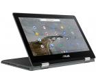 ASUS Chromebook Flip 11 Zoll HD N4020 4GB/64G eMMC ChromeOS für 254,99 € (344,48 € Idealo) @Cyberport