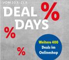 Bis zu 67% Rabatt  in den LIDl Deal Days + Gutschein für kostenlosen Versand ab 49 Euro MBW