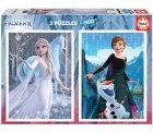 Die Eiskönigin 2, 2×500 Teile Puzzleset für 10,95€ (PRIME) statt PVG  laut Idealo 17,99€ @amazon