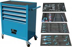 Ebay: NTG WZW3010 Werkstattwagen mit 70 teiligen Werkzeug für nur 159,99 Euro statt 198,89 Euro bei Idealo