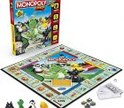Hasbro Gaming A6984594 Monopoly – Junior für 13,99€ (PRIME)  statt PVG  laut Idealo 19,99€ @amazon