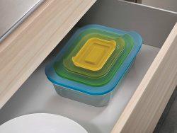 Joseph Nest Glass Storage – 4-teiliges Aufbewahrunsgbehälter-Set für 16,99€ (PRIME) statt PVG laut Idealo 30,38€ @amazon